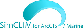 SimCLIM for ArcGIS Marine logo
